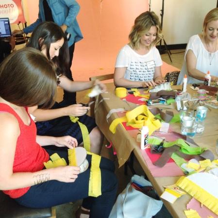 Team Crafting