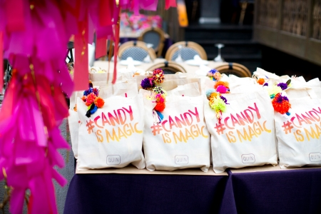 Gift bags & Patio